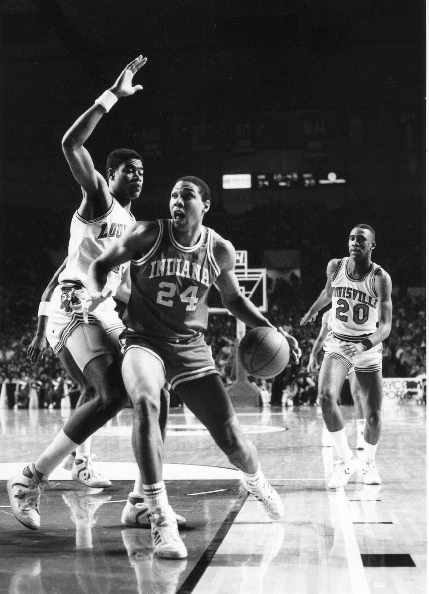 Former IU Captain Daryl Thomas Dies From Heart Attack At Age 52 - WBIW.com / Local