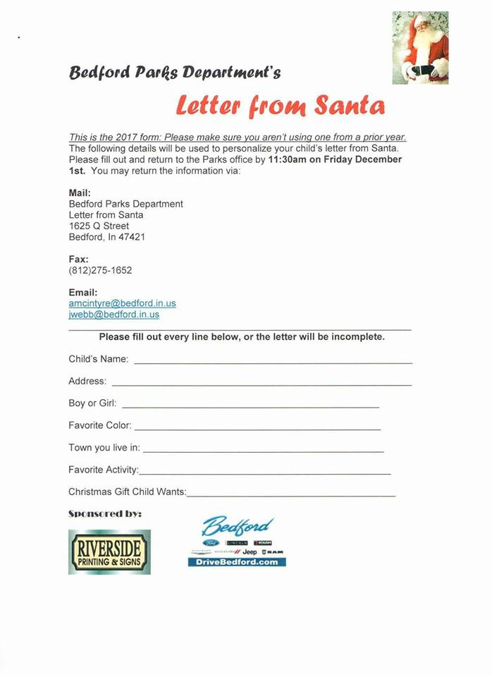 Letters from santa postmarked from north pole wbiwcom for Postmarked letter from santa