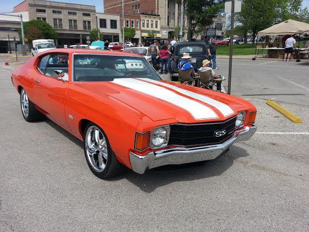 Bedford Parks Department Car Show