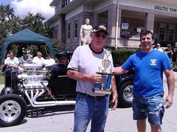 Committee Choice Winner Dale Hollers and super powerful 1930 Ford Model A.jpg