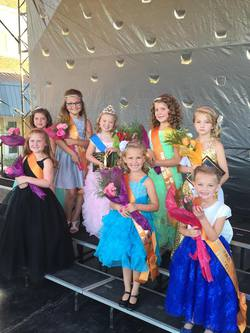 Mini Miss Queen Sophia and her court!.jpg