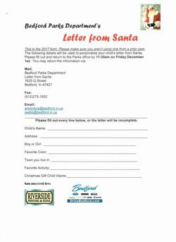 Letters from santa postmarked from north pole wbiw local letter to santag spiritdancerdesigns Gallery
