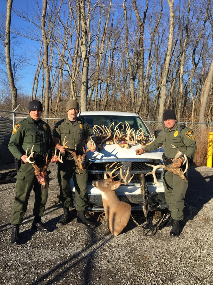 Two-Year Investigation Ends In Arrest On Poaching-Related Charges – WBIW