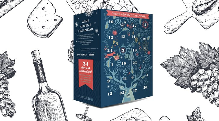 aldi is finally bringing its wine advent calendars to the. Black Bedroom Furniture Sets. Home Design Ideas
