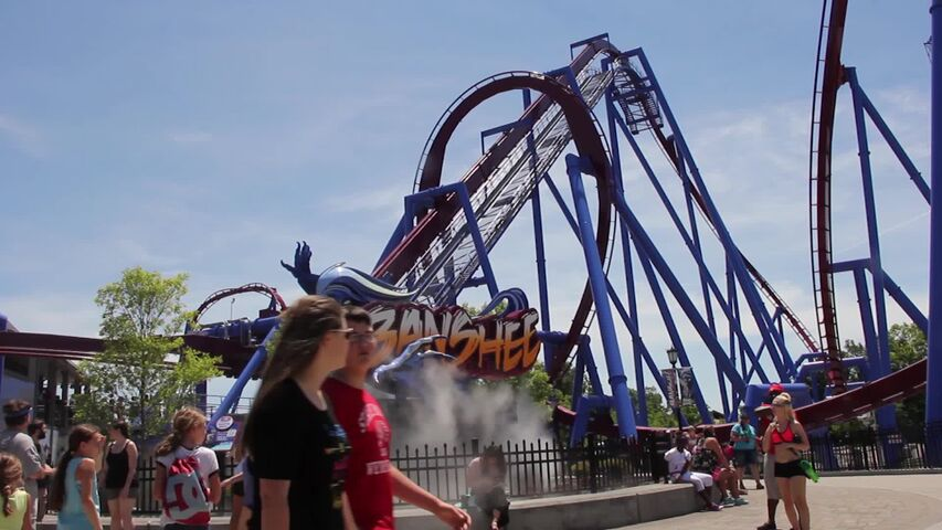 Kids Get In Free This Spring At Kings Island – WBIW