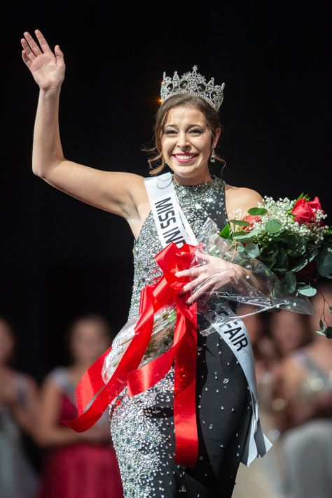 Miss Benton County Crowned 2019 Miss Indiana State Fair – WBIW