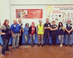Local Walmart and Sam's Club Associates, Customers and