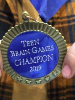 Lehigh Cement Wins Teen Brain Games – WBIW