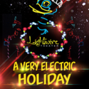 Lightwire Theater's A Very Electric Christmas at the Paramount Theatre in Anderson