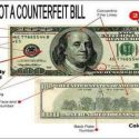 Counterfeit Money Circulating In Bedford