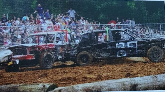 Demolition Derby Still On At Lawrence County Fairgrounds Wbiw