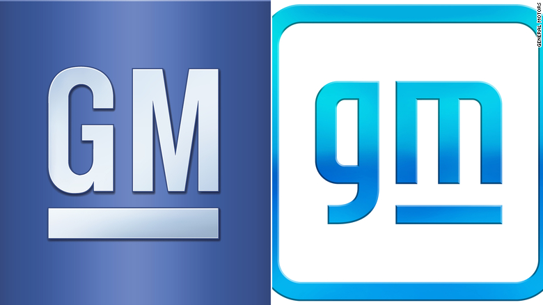 GM unveils new logo to emphasize its pivot to electric vehicles