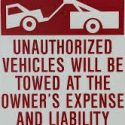 Orleans deputy marshals distribute info about inoperable and unlicensed vehicles